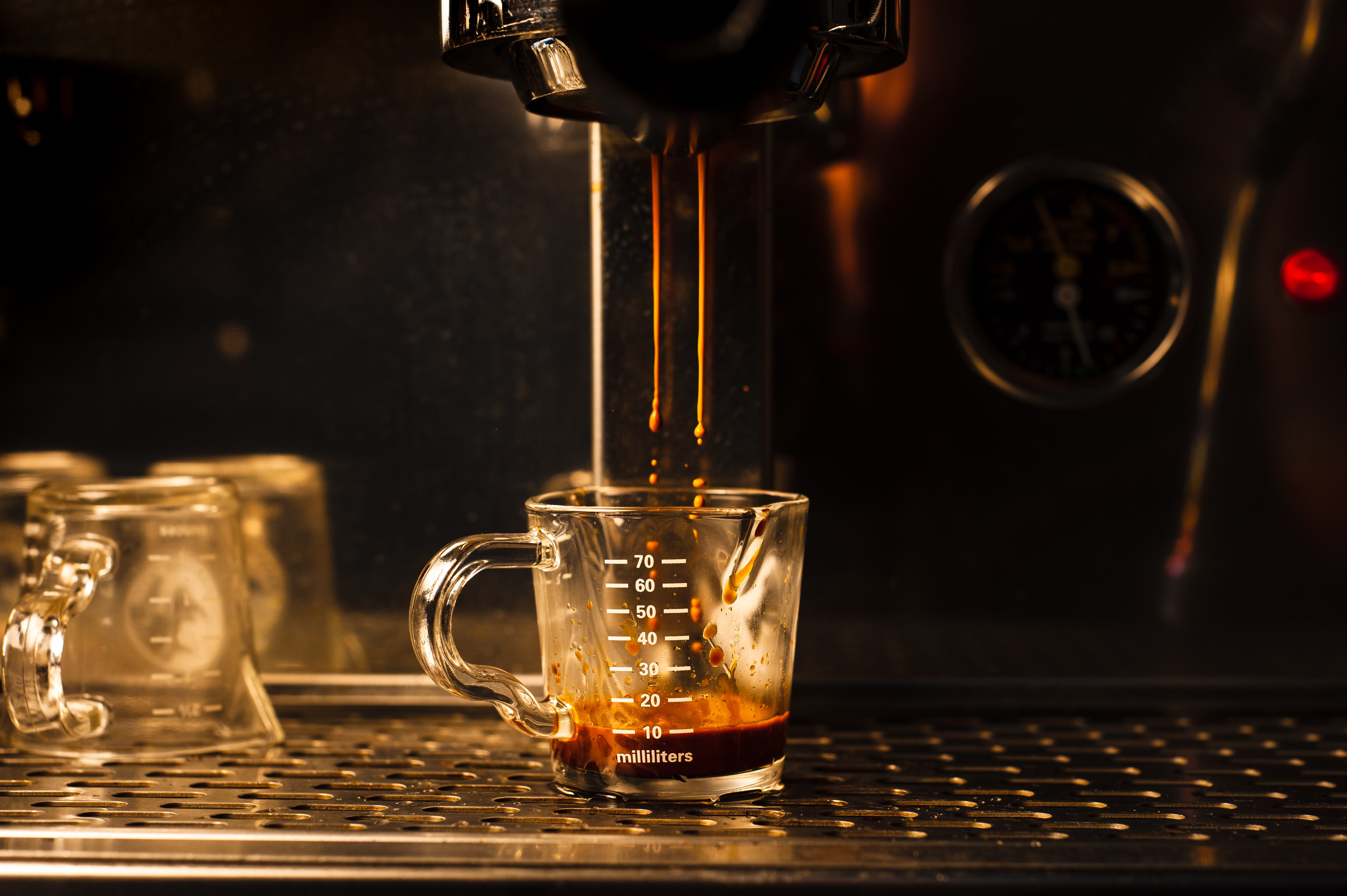 Commercial Photography - Mazali Coffee